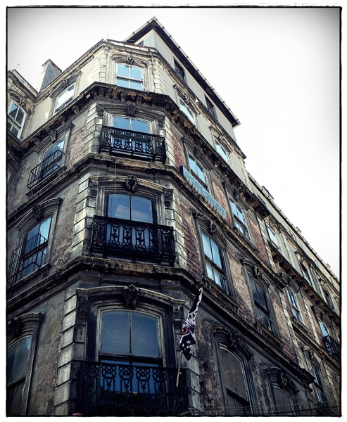 Old Building Istanbul 1