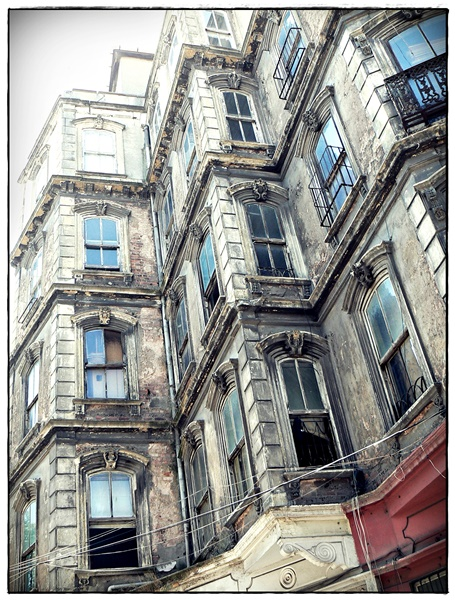 Old Building Istanbul 2